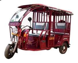 Excellent quality e rickshaw