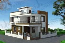 Duplex, simplex, apartment
