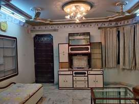 Fully Furnished 2 bhk Portion