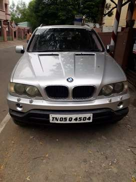 BMW X5 2005 Petrol Well Maintained