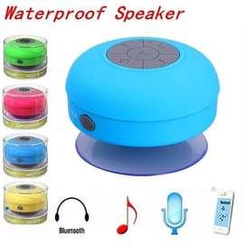 Bluetooth Speaker Waterproof / Speaker Bluetooth Bulat Tempel BTS-06