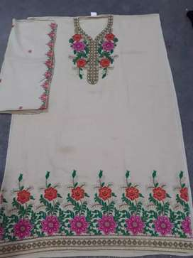 Hole salle rate lawan 1300 with trouser stich and lilan dupta 1200