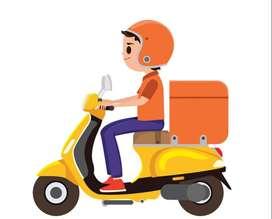 Medical delivery boy