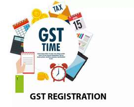 Tax consultant i.e GST, Pan, Udhayam(MSME)