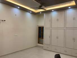 with furnished kitchen