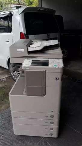 Fotocopy Canon cocok untuk usaha baru