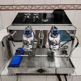 Jual Mesin Kopi Espresso VBM Lollo 2  Group Volumetric MURAH