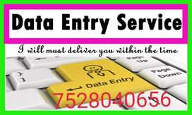 Data entry part time jobs for freshers in