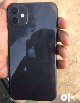 Apple iphone 11.   4months old new condition