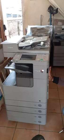 Di jual mesin foto copy type IRA 4051 kondisi masih bagus 99%