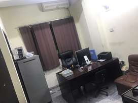 office in sadar mein for rent other office farniture is for sale.