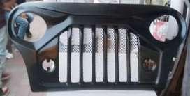 Brand new Wrangler type Front grill