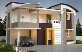 Housing Colony Fully Gated Community are Located At Duvvada