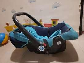 Baby rocker, car seat