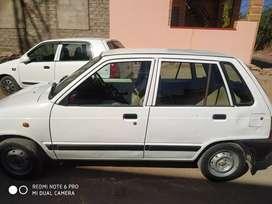 Maruti Suzuki 800 2003 Petrol 50148 Km Driven