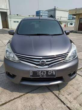 Nissan grand livina xv at 2013 tdp 13 jt