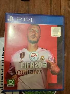 Bluray Disc BD PS4 FIFA 20