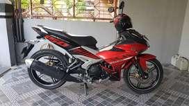 Dijual Cepat Jupiter MX King 150 cc Tahun 2015