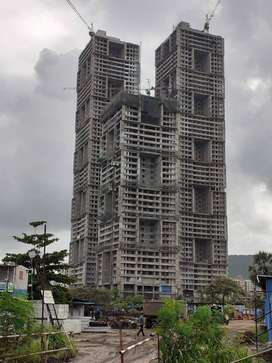 1bhk New Luanch in Kharghar in 47 storey Tower at 66 lakh