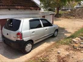 2010 Maruti Suzuki Alto petrol 46000 Kms