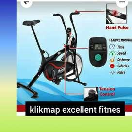 sepeda statis platinum bike twen TM-548 alat olahraga