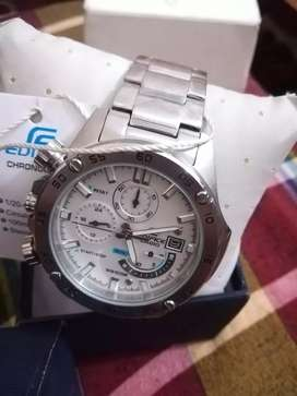 Casio EDIFICE For Sell new products (Bilkul New he made in Malaysia)