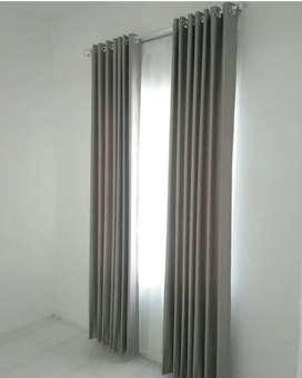 Gorden Vitrase Curtain Blinds Gordyn Korden Decor Interior.1503837jrj