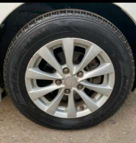 Maruti Suzuki Ertiga Vxi ABS, 2015, Diesel
