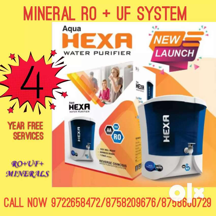 MINERAL RO WATER PURIFIER 0