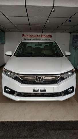 Honda Amaze 1.2 EMT I VTEC, 2019, Petrol