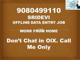Unbeatable Job Opportunity For Any People Work Basic Computer Internet