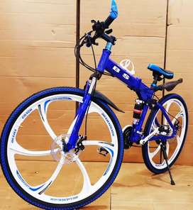 Folding cycles with 21 gears in Thrissur