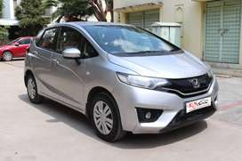 Honda Jazz SV Manual, 2016, Petrol