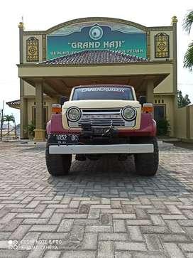 Di jual FJ55 diesel 6 cylinder th77.