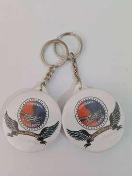 Gantungan Kunci Custom Desaini
