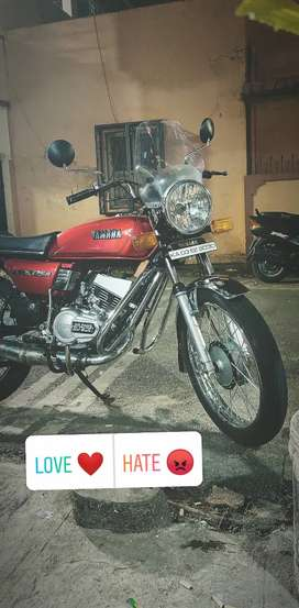 Yamaha rx 135 (5 speed)