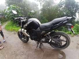 Yamaha fz good confition