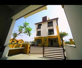 3BHK Row House Near Dindoli Overbridge , Surat .