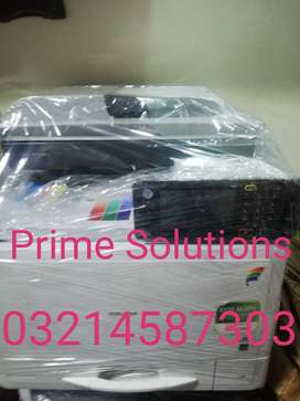 Versatile legal size color Photocopier with printer scanner available