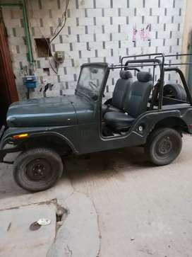 Willys Jeep Rawalpindi registered for sale