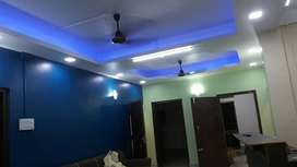 All Electrical wiring and false ceiling wiring.