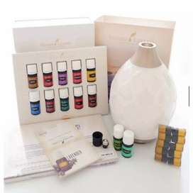 Diffuser and essential oil young living