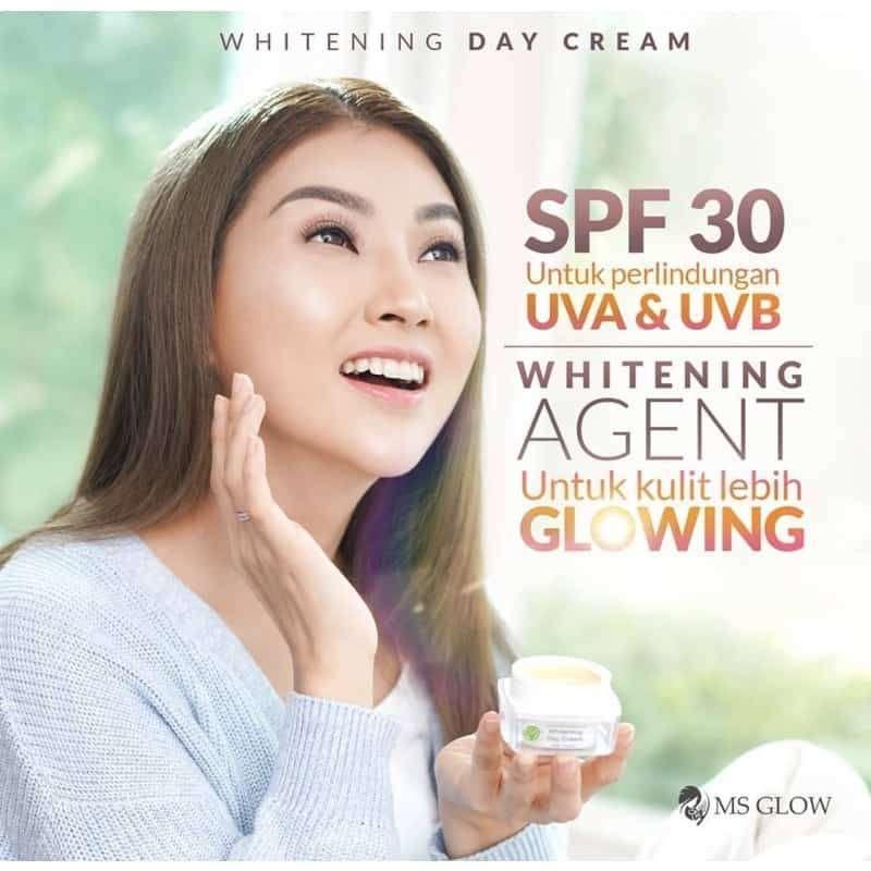 Paket MS Glow Whitening Series