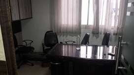 300 SQFT ,SEMI FURNISHED OFFICE FOR RENT IN  VASUNDHARA, SEC-10.