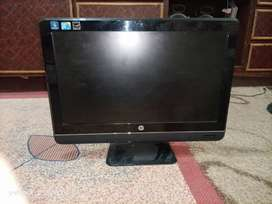 HP All in One pc for sale