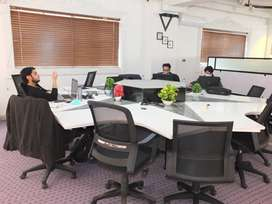 Co-Working/Coworking Space ,Shared and Private Offices in Gulberg iii