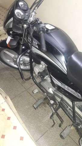 Splendor motorcycle