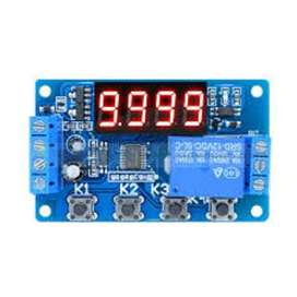 Time Relay Module Switch Trigger Time Delay Circuit Timer Cycle
