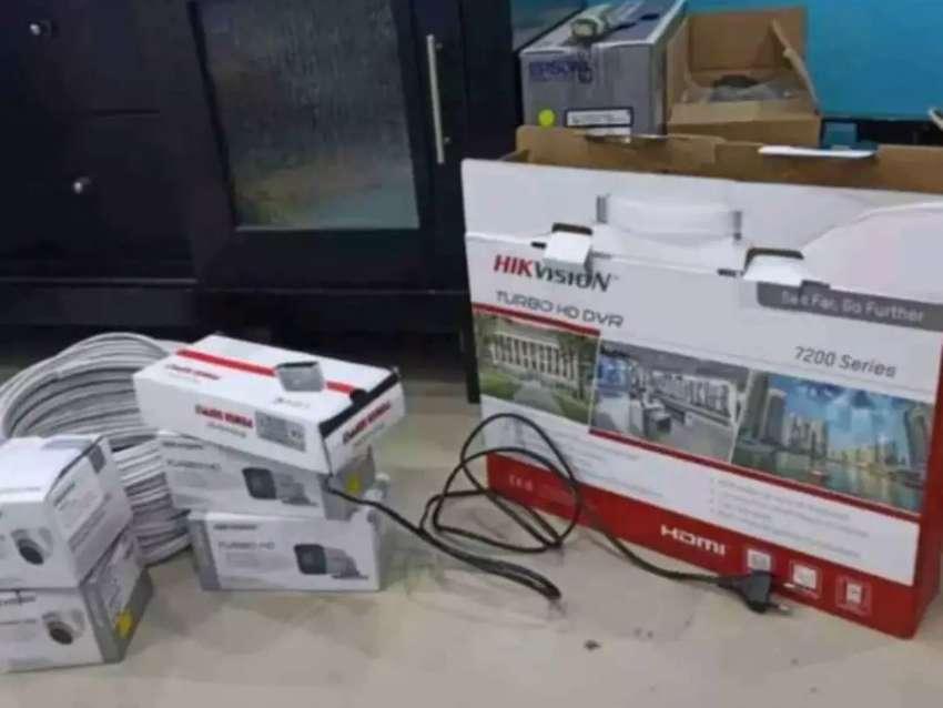 Paket kamera cctv online terlengkap dan siap pasang