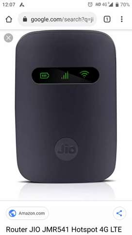 Jio wifi 4G Hotspot new